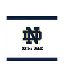 Notre Dame Fighting Irish Decals 5ct Party City