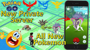 pokemon go - private server easy download -catch each type of ...