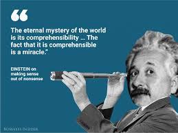 albert einstein quotes that show the mind of a true genius
