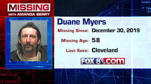 Amanda Berry works to find missing people in Ohio