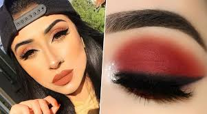 from cranberry eyes to vy lipstick