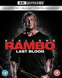 Rambo: Last Blood - Adrian Grunberg [4K] - Golden Discs