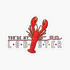 You're My Lobster- Friendship Gift Idea ...