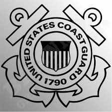 Pin By Robbsblades On Uscg In 2020 Coast Guard Logo Patriotic Sign Military Graphics