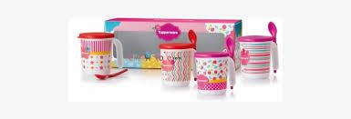 mug 4in1 gift set 350ml x4 blushing