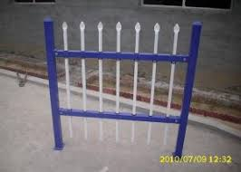 Waterproof Eco Friendly Powder Coated Galvanized Steel Pipe Fence Panels For Sale Steel Tube Fence Manufacturer From China 110129153