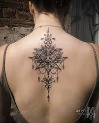 Lotusdala Jewel Lotus Tattoo By Mo Mohndi Bruxelles