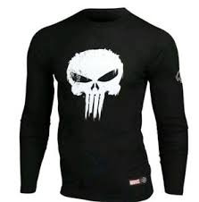 rudis x marvel punisher long