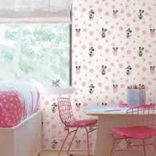 Disney Minnie Mouse Dots Wallpaper By York Lelands Wallpaper