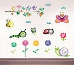 Butterfly Wall Art Kids Wall Art Garden Art Garden Decor Etsy