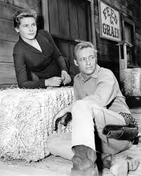 Anna-Lisa with Russell Johnson in Black Saddle (1959-1960) | Russell johnson,  Happy trails, Television show