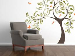 Dragonfly Tree Giant Wall Decals Trading Phrases