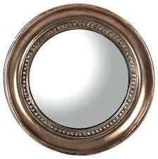 small round mirrors mirror plate for
