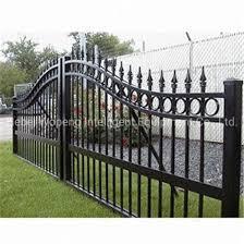 China Gates Design Wrought Iron Gate Beautiful Steel Fence Gate China Gate Gate Designs