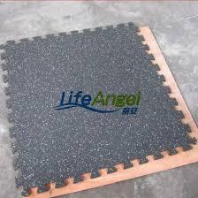 fitness rubber mat gym rubber flooring