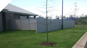 Modular Acoustic Fencing Panel System Project Gallery Sydney