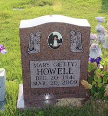 Mary Elizabeth Hughes Howell (1941-2009) - Find A Grave Memorial