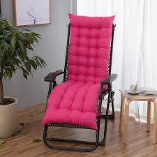lounger chair sitting pad winter patio