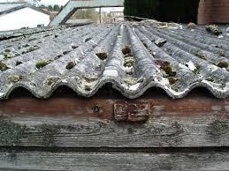 corrugated asbestos roof leaking