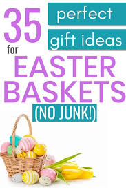 creative easter basket ideas for toddlers