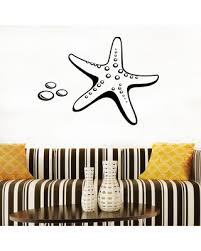 Great Deal On Starfish Wall Vinyl Decal Sticker Nautical Stickers Home Art Decor 8sth
