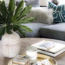 mirrored coffee table design ideas