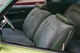 1977 chevrolet monte carlo front seats