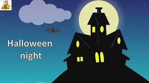 Bài hát Halloween cho trẻ em (phụ đề Anh-Việt) - YouTube