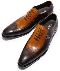 mens genuine leather dress shoes
