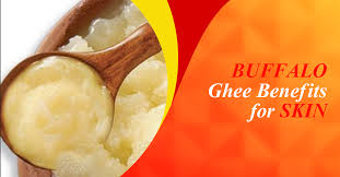 buffalo ghee benefits for skin satva