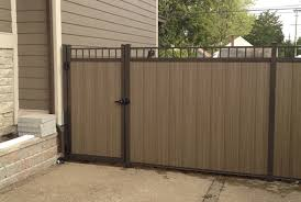 Castle Privacy Fence
