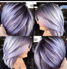 Shadow root (With images) | Lavender hair colors, Silver lavender hair,  Metallic hair
