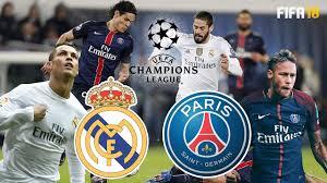 FIFA 18 | Real Madrid vs Paris Saint Germain