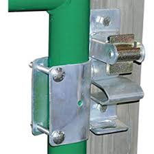 Amazon Com Co Line Lockable 2 Way Livestock Gate Latch Pet Supplies