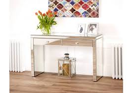 mirrored console table dressing table