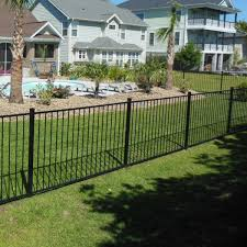 Aluminum Fence Railing Fencing Supplies Near Me In South Florida
