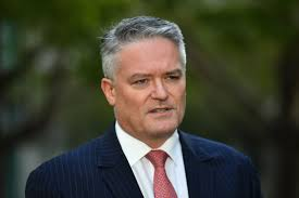 Finance Minister Mathias Cormann warns ...