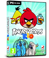 Amazon.com: Angry Birds Rio: Angry Birds: Video Games
