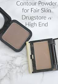 contour powder for fair skin