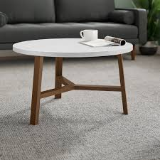 goodwin round coffee table reviews