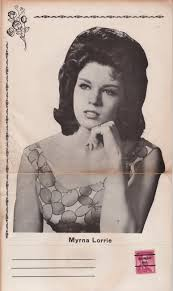 45cat - Myrna Lorrie - Just Count The Tears I'm Gone / Your Special Day  (Happy Birthday Mom) - Gaiety - USA - G-115