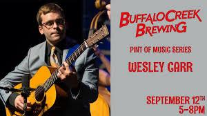 Lake County, Illinois, CVB - - Pint of Music - Wesley Carr at Buffalo Creek  Brewing Co.