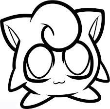 Pokemon Coloring Pages Jigglypuff 039 Jigglypuff Pokemon Coloring