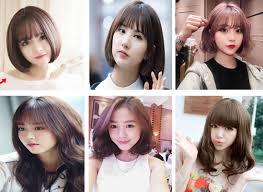 Kiểu tóc đẹp 2020 cho nữ phù hợp nhất với xu hướng hiện nay