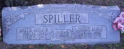 Mattie Adeline Cooper Spiller (1882-1943) - Find A Grave Memorial