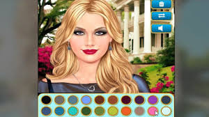 barbie real makeup game barbie makeover