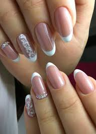 38 Gorgeous French Tip Nails Designs For A Stylish Women Ideas