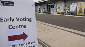 TRC early voting starts as candidates ...
