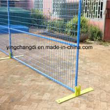 China Canada Cheap Fencing Panels For Construction Sites Temporary Safety Control China Construction Fence Construction Safety Control Fence