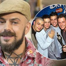 Abz Love from 5ive is selling his Brit Award - to pay for new gardening  tools - Mirror Online